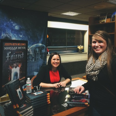 Marissa Meyer (1st time)