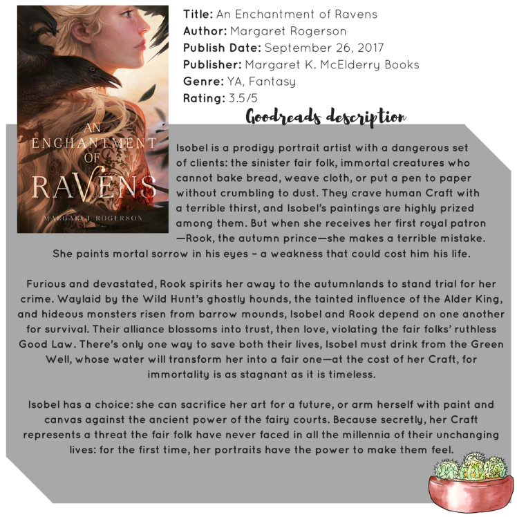 An Enchantment of Ravens_header_review