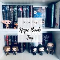 Book Tag | Nope, Book Tag