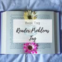 Book Tag | Reader Problems Book Tag