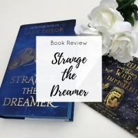 Book Review | Strange the Dreamer by Laini Taylor