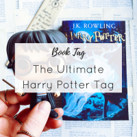 Book Tag | The Ultimate Harry Potter Tag