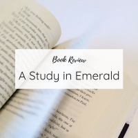 Book Review | A Study in Emerald by Neil Gaiman