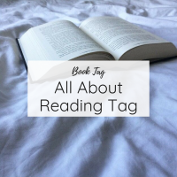 Book Tag | All About Reading Tag