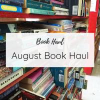 Book Haul | August Book Haul